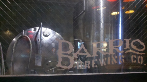 barrio brewery