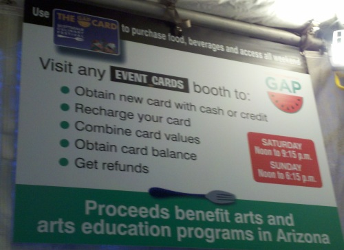 gap card sign