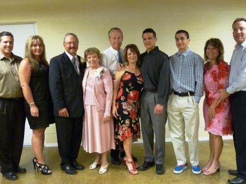 Jay's extended family