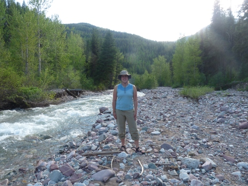 Sharon at Bear Creek