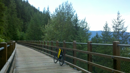 Great Northern Rail Trail, Nelson, BC