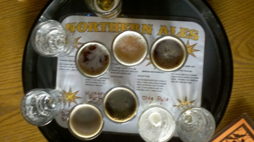 northern ales sampler