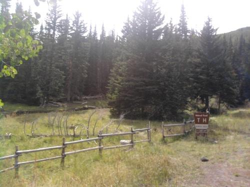 Banner creek, Brian Head, Ut