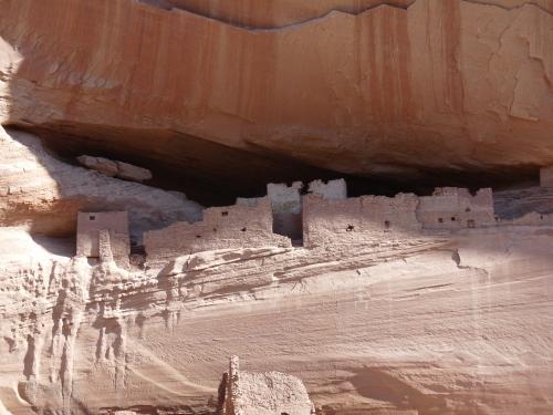 Anazazi ruin at Canyon de Chelly