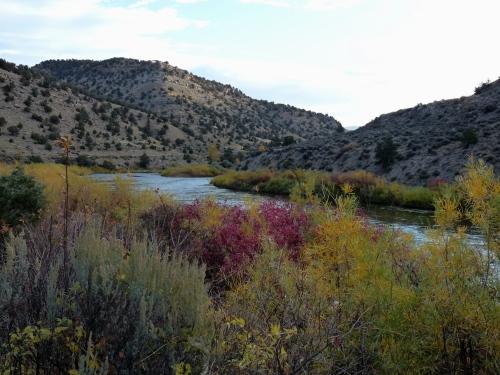 Colorado River near Dotsero
