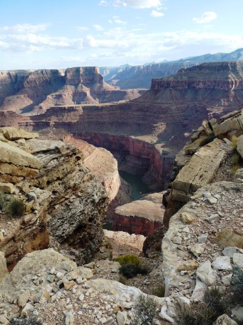 Marble Canyon from Bucks Farm Point