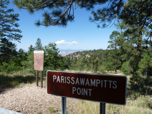 parissawampitts Trail head