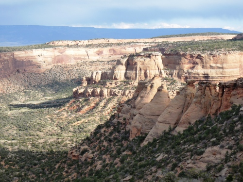 view of Coke Ovens colorado national monument