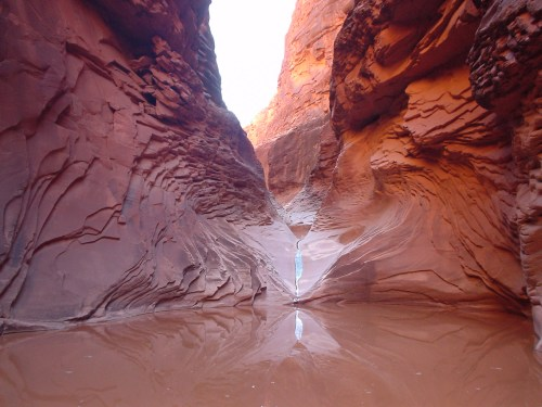 side canyon in grand canyon
