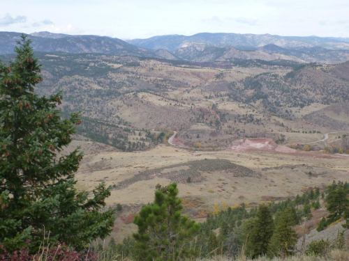 overlook at Heil Ranch