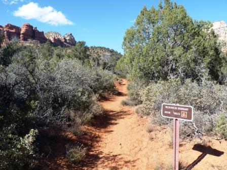 sedona wilderness