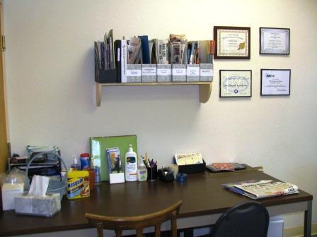 Where the readers prepare the paper